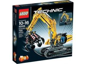 LEGO Technic 42006 Bagr