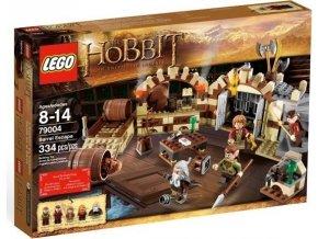 LEGO Hobbit 79004 Únik v sudech, Rarita!