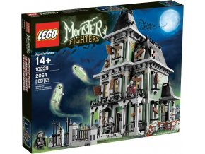 LEGO 10228 Monster Fighters Strašidelný dům, Rarita!