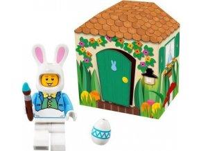 LEGO 5005249 Velikonoční minifigurka Bunny