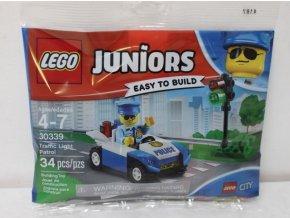 LEGO Juniors 30339 Dopravní hlídka
