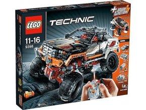LEGO Technic 9398 Truck 4x4