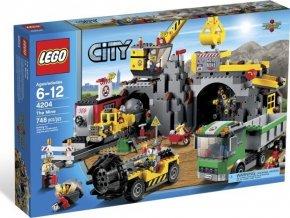 LEGO CITY 4204 Zlatý důl