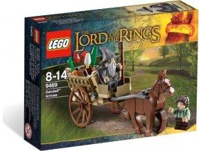 LEGO Pán prstenů 9469 Gandalf přichází, Rarita!