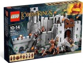 LEGO Pán prstenů 9474 Bitva o Helmův žleb