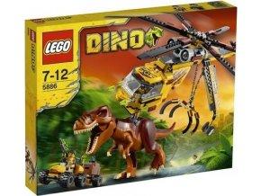 LEGO DINO 5886 Lovec T-Rexů