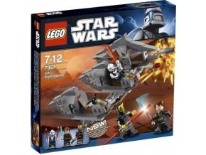 LEGO Star Wars 7957 Sith Nightspeeder (Geonosis Battle Pack)