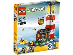 LEGO Creator 5770 Ostrov s majákem 3 v 1