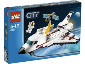 LEGO CITY 3367 Raketoplán (Vesmírná loď)