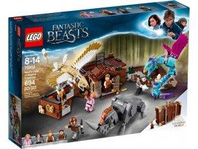 LEGO Harry Potter™ 75952 Mlokův kufr plný kouzelných tvorů