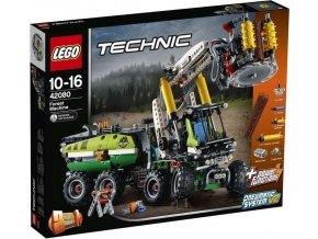 LEGO TECHNIC 42080 Lesní stroj