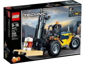 LEGO TECHNIC 42079 Výkonný vysokozdvižný vozík