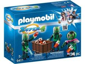 PLAYMOBIL® 9411 Obyvatelé Sykronie