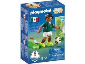 PLAYMOBIL® 9515 Fotbalista Mexika