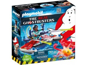 PLAYMOBIL® 9387 The Real Ghostbusters Zeddemore na vodním skútru