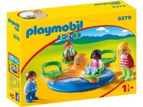 PLAYMOBIL® 9379 Dětský kolotoč (1.2.3.)