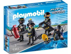 PLAYMOBIL® 9365 Speciální policejní zásahový team