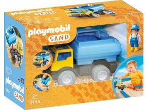 PLAYMOBIL® 9144 Cisterna na vodu, auto na písek