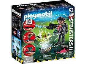 PLAYMOBIL® 9346 Ghostbusters II. Lovec duchů Spengler