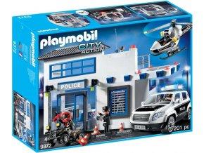 PLAYMOBIL® 9372 Policejní stanice s alarmem