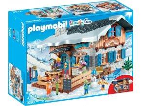 PLAYMOBIL® 9280 Lyžařská chata