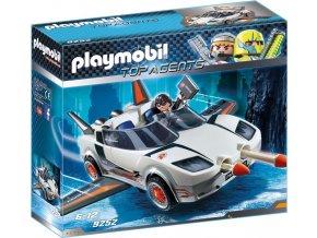 PLAYMOBIL® 9252 Agent Spy Racer