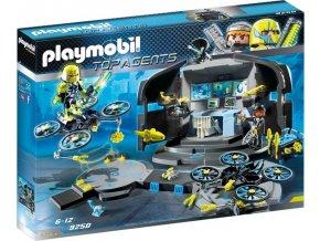 PLAYMOBIL® 9250 Dr. Drone's Velitelské centrum