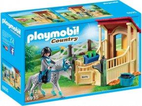 PLAYMOBIL® 6935 Box pro Apaloosa koně Sparky