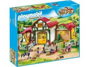 PLAYMOBIL® 6926 Velký ranč pro koně