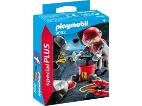 PLAYMOBIL® 9092 Odstřel skal