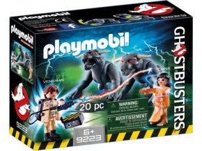 PLAYMOBIL® 9223 Ghostbusters Venkman a psi