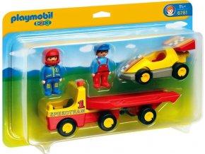PLAYMOBIL® 6761 Přeprava Formule 1 (1.2.3.)