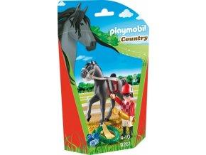 PLAYMOBIL® 9261 Žokej na koni