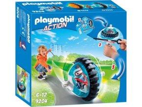 PLAYMOBIL® 9204 Speed Roller modrý