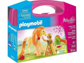 PLAYMOBIL® 5656 Přenosný kufřík Česací koník