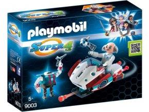 PLAYMOBIL® 9003 Skyjet s Dr. X a robotem