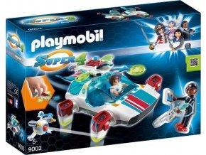 PLAYMOBIL® 9002 FulguriX s agentem Genem