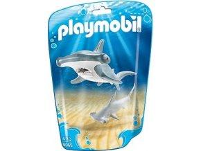 PLAYMOBIL® 9065 Žralok s mládětem