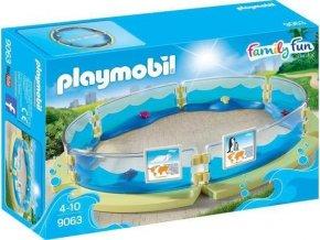 PLAYMOBIL® 9063 Mořský bazén