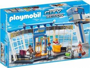 PLAYMOBIL® 5338 Letiště s řídící věží