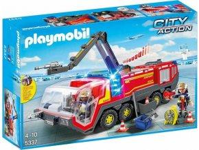 PLAYMOBIL® 5337 Letištní hasičský vůz se sirénou