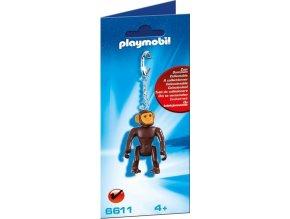 PLAYMOBIL® 6611 Přívěsek na klíče Šimpanz