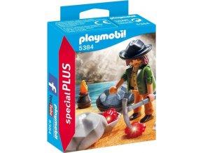 PLAYMOBIL® 5384 Hledač krystalů