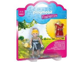 PLAYMOBIL® 6883 Módní dívka - Procházka