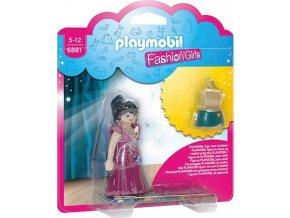 PLAYMOBIL® 6881 Módní dívka - Párty