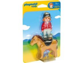 PLAYMOBIL® 6973 Jezdkyně s koníkem (1.2.3)