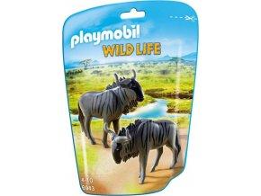 PLAYMOBIL® 6943 Pakoně