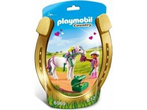 """PLAYMOBIL® 6969 Zdobení poníků """"Srdíčko"""""""