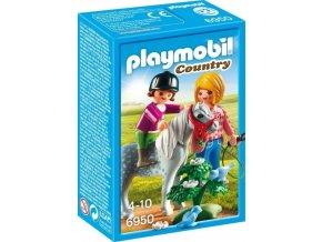 PLAYMOBIL® 6950 Procházka s poníkem