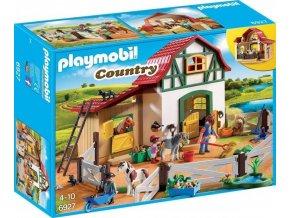 PLAYMOBIL® 6927 Farma pro poníky